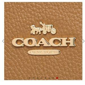 Coach Bags - NWT Coach Pebbled Leather Mae Crossbody